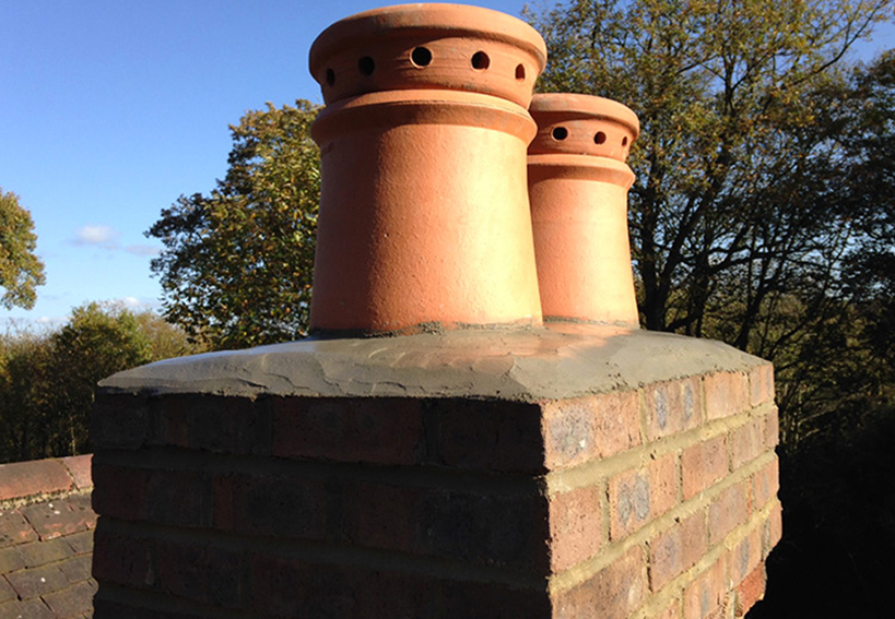 Chimney Re-Pointing in Chatham